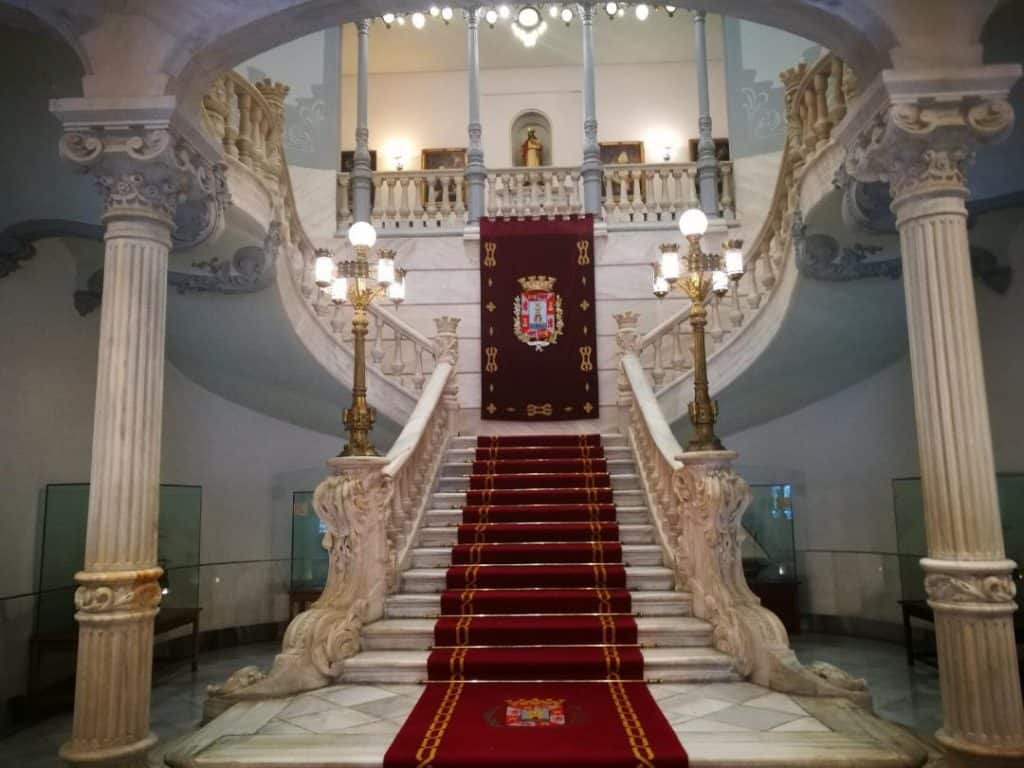 Hôtel de ville Cartagena