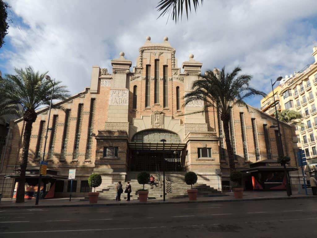 Les halles Alicante