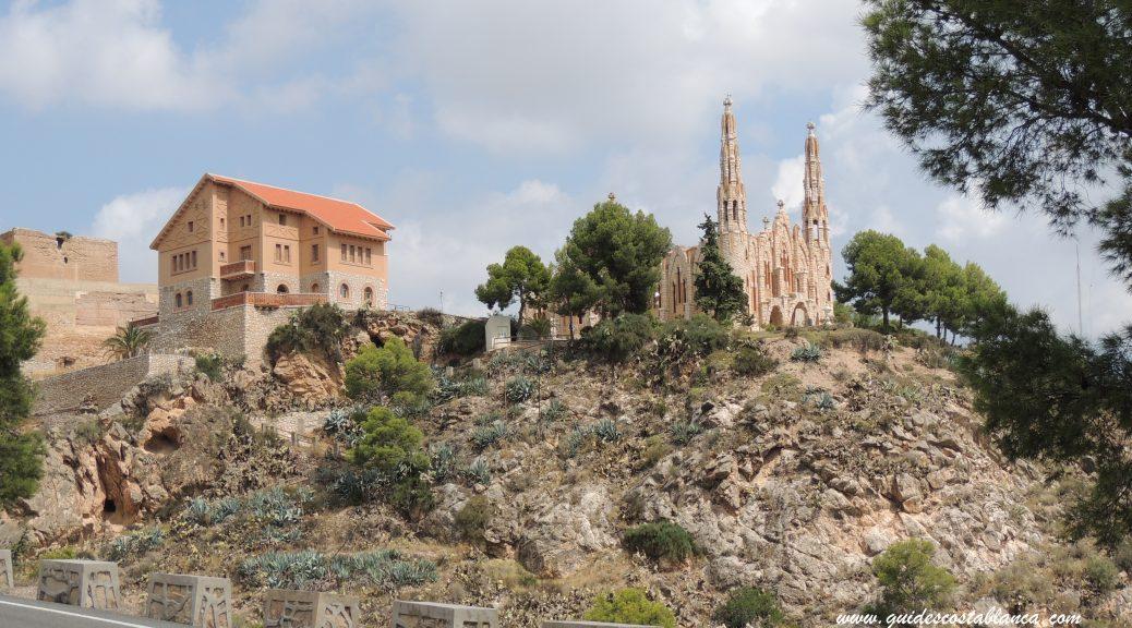 Sanctuaire et château Novelda