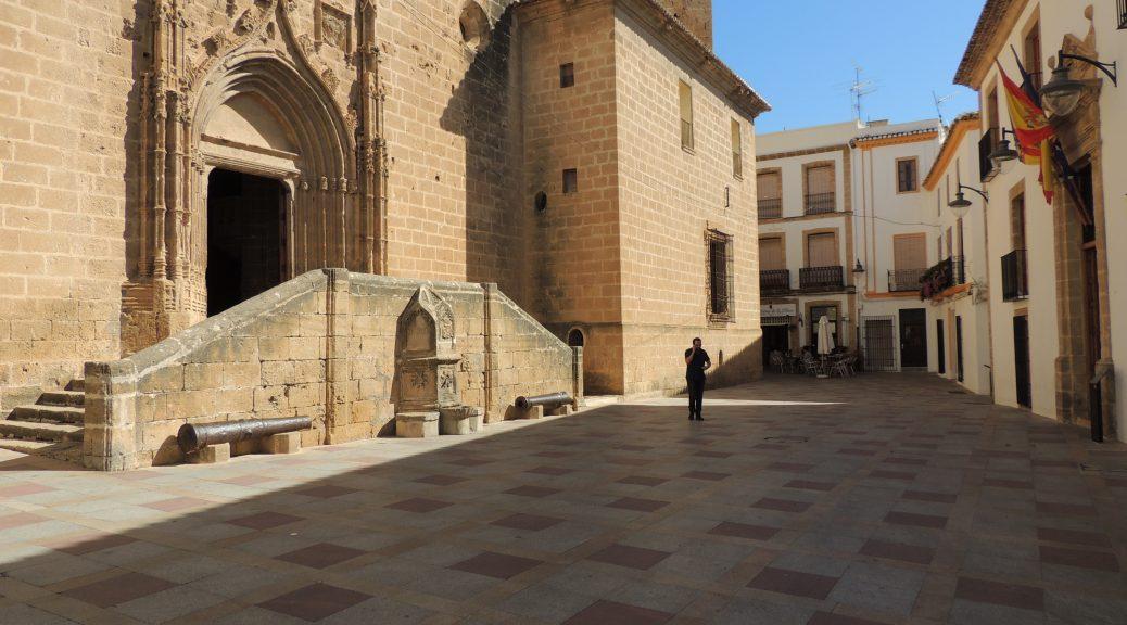 Javea eglise St Barthelemy