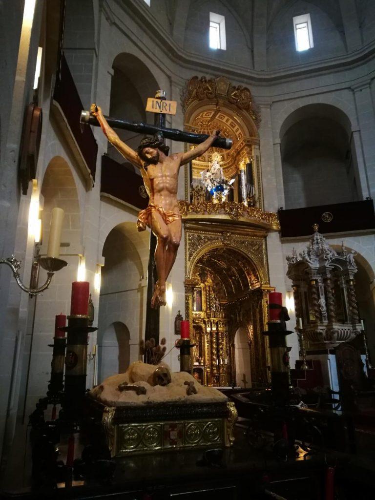 Co-cathédrale Saint Nicolas Alicante