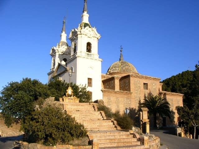 Sanctuary Fuensanta Murcia
