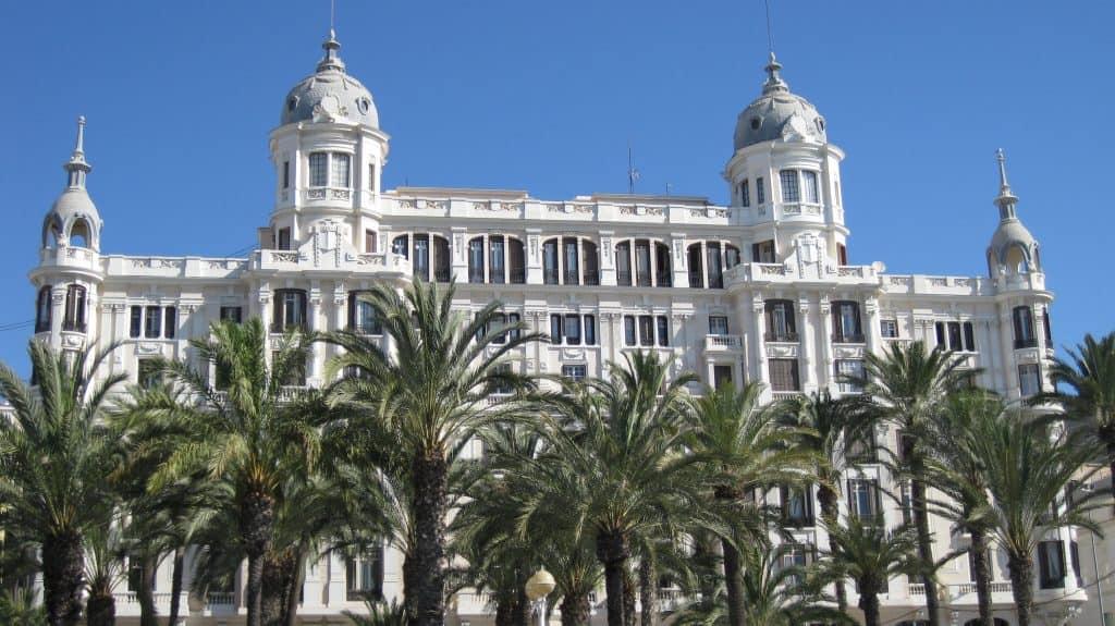 Maison Carbonell Explanade Alicante