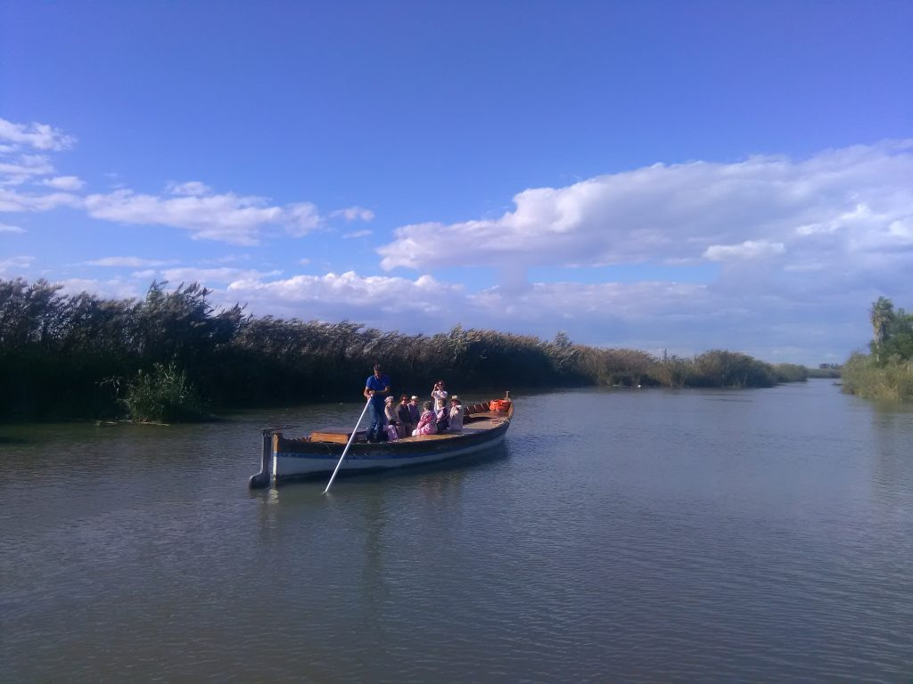 Albufera promenade en bateau