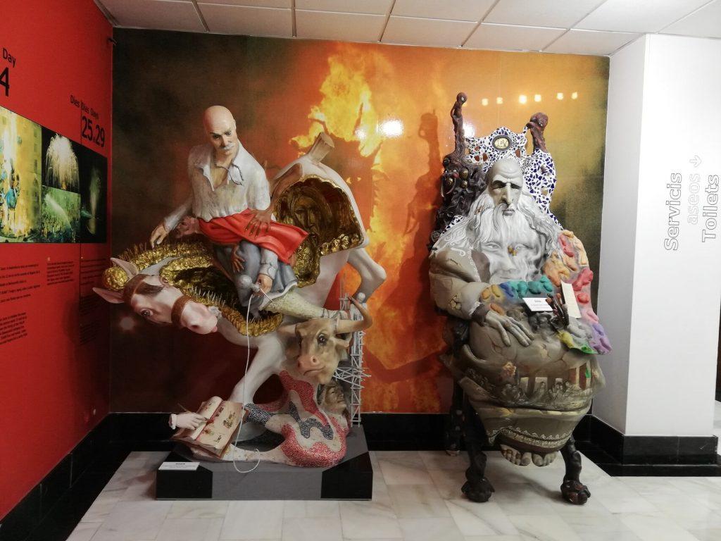 Visite musée des feux de la St Jean
