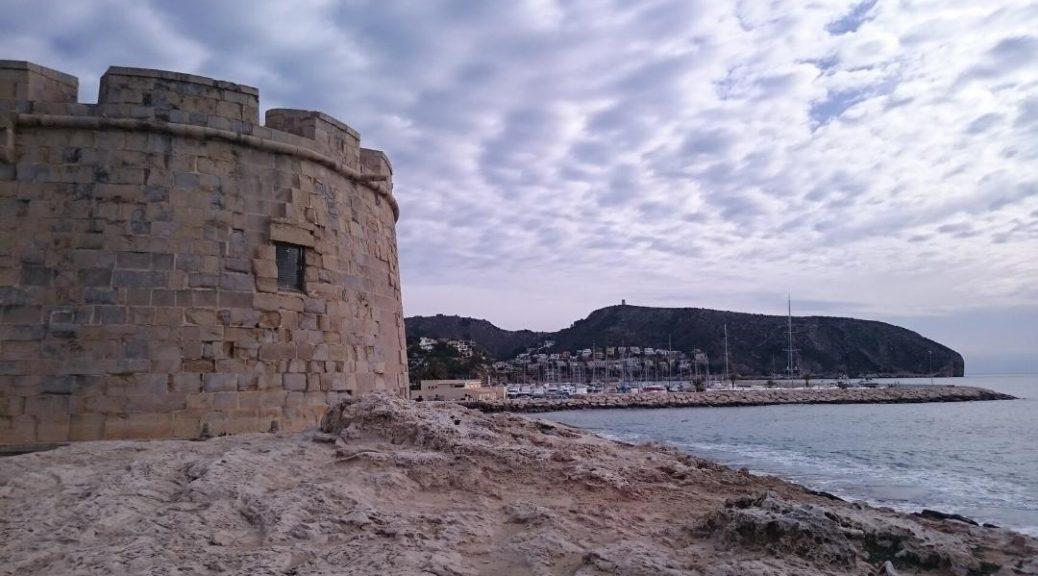 Moraira castellet