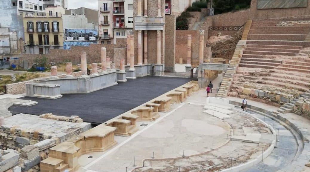 Theatre romain Cartagena