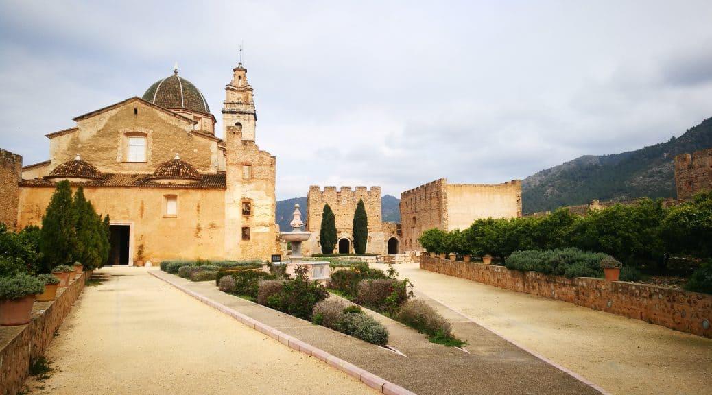 Monastère de Ste Marie de la Valldigna