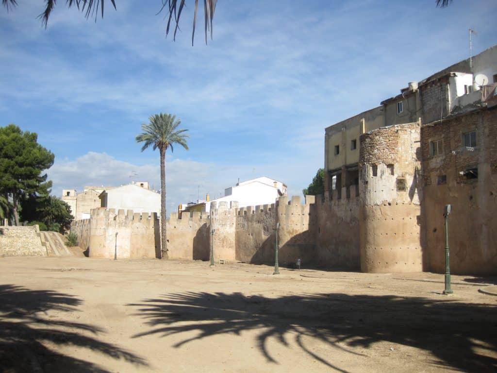 Murailles d'Alzira