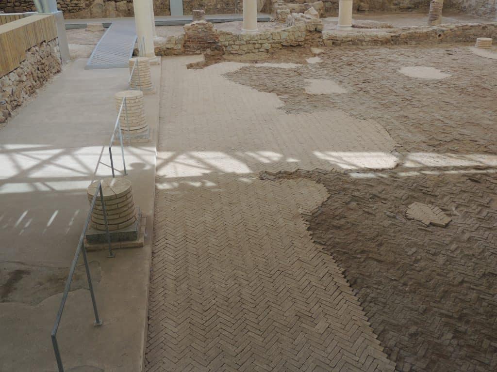 Carthagene vestiges romains
