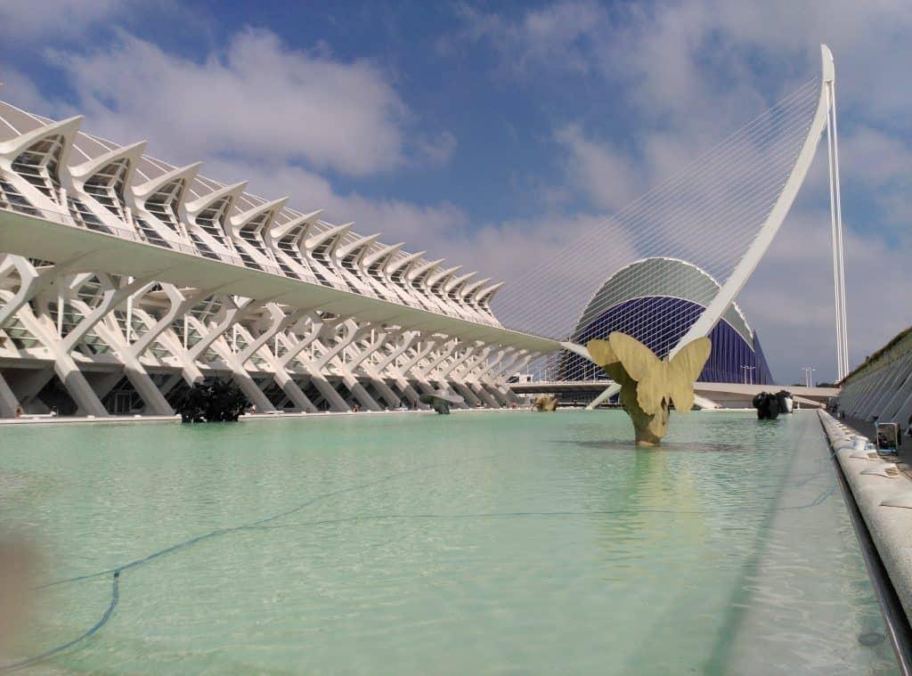 City of Arts Valencia