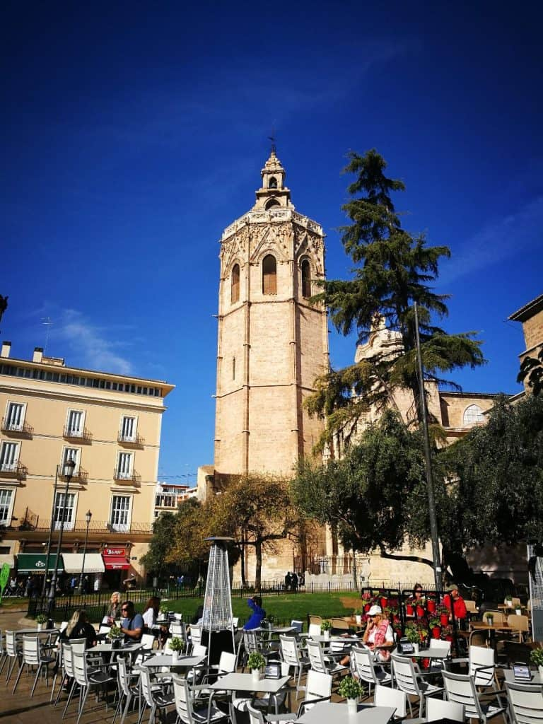 Miguelete bell tower Valencia