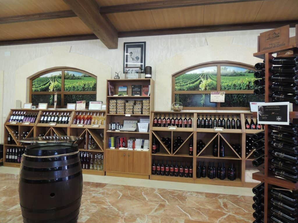 Novelda winery