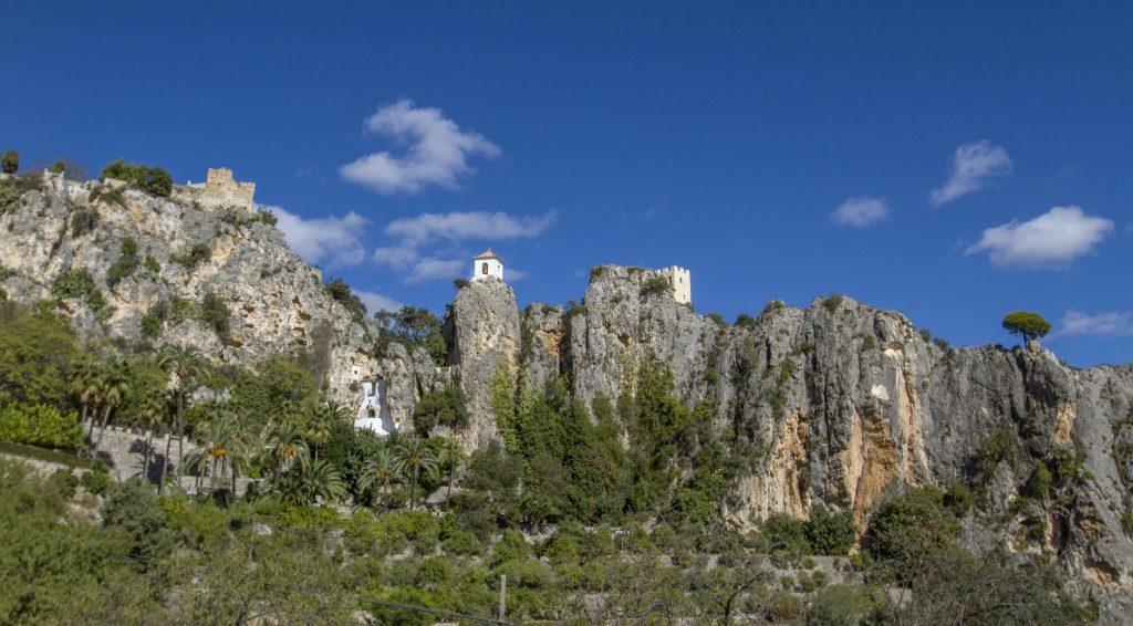 Visite guidée Guadalest