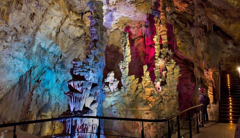Grottes de Canelobre