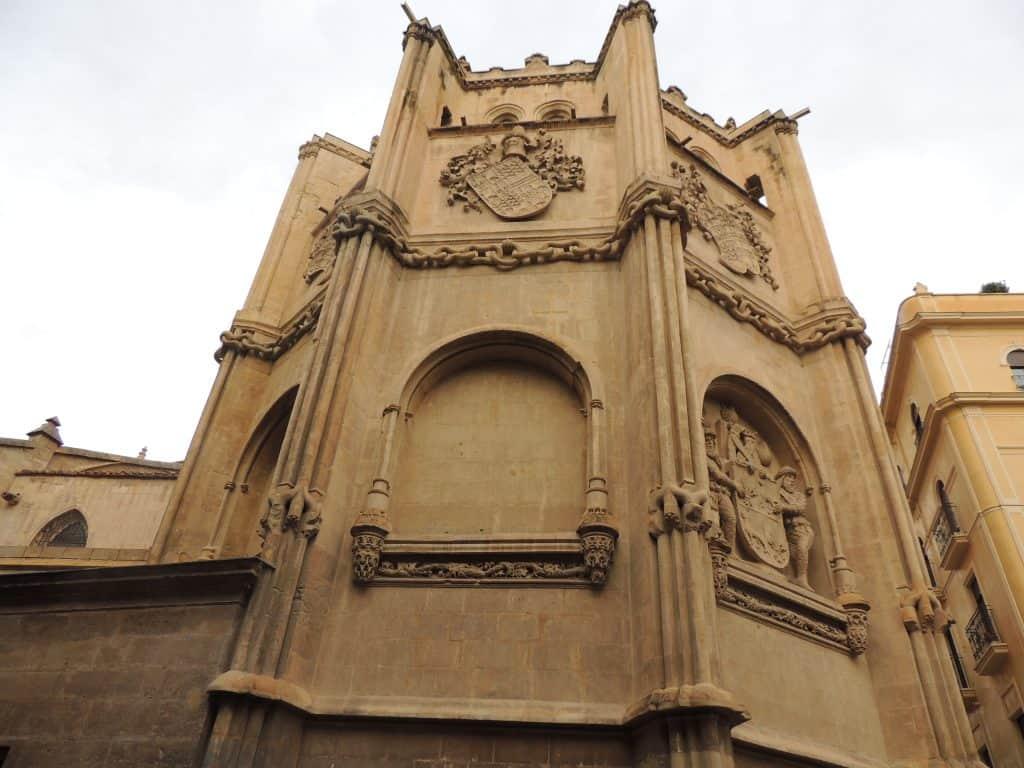 Chapelle Velez à Murcie