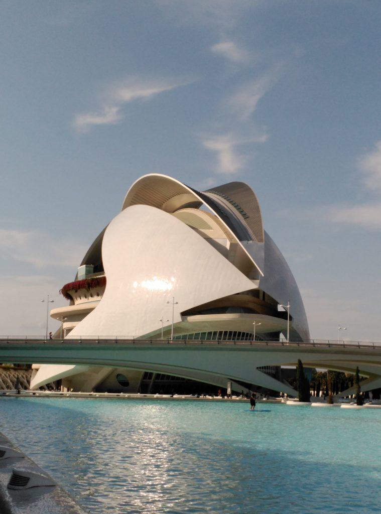 Palais des Arts Valencia