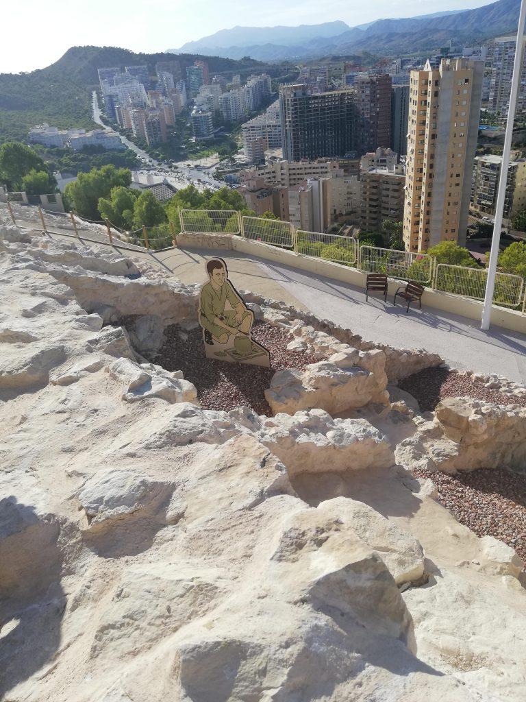 Castellum Cala de Benidorm